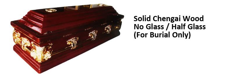 frangipani-package casket