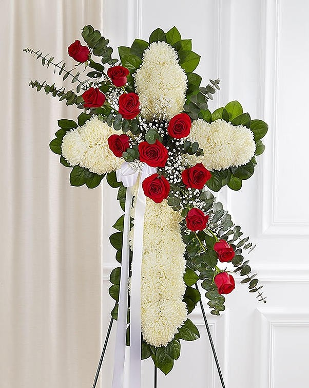 funeral-cross-wreath